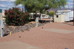 RV Space Rentals In Apache Junction AZ