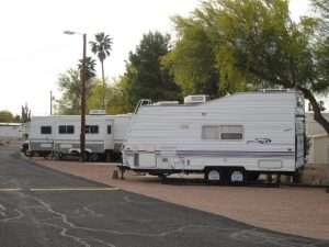 Winter RV And Travel Spaces Apache Junction AZ
