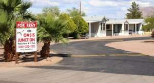 Oasis Junction Mobile Home Park Apache AZ