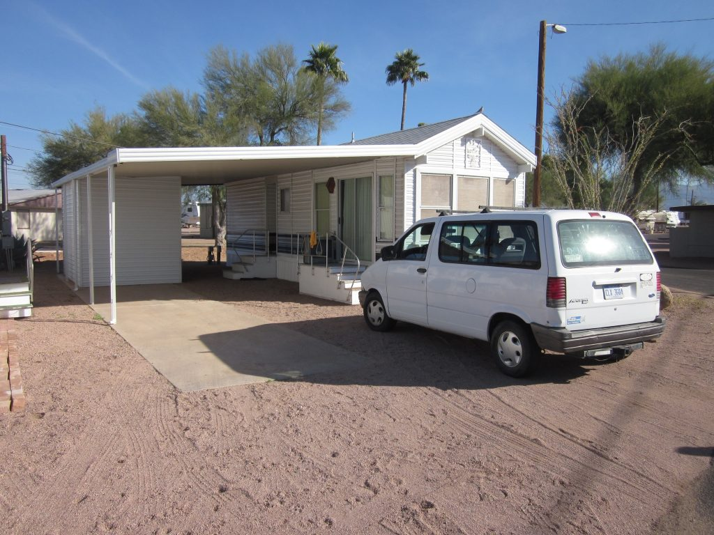 Oasis Junction Offers Mobile Home Space For Rent
